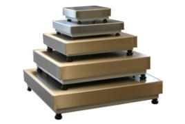 Serie TWB: Plattformwaage mit Mono-Lastzelle