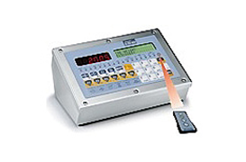 Serie 3590EXT: Multifunktionale Gewichtsanzeige nach Schutzart IP68