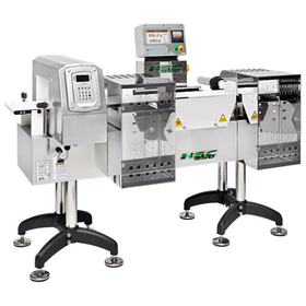 Serie M: das kombinierte System mit Metallsuchgerät