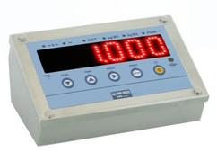Serie DFWDXT: Wägeindikator mit extra heller LED-Anzeige