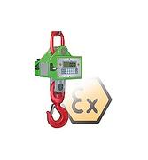 Serie MCWATEX: Kranwaage mit ATEX-Zertifizierung