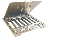 serie-bwki-inox-bodenwaage-mit-vier-waegezellen-und-klappbarer-lastplatte | As-Wägetechnik