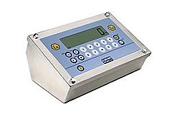 Serie DFWATEX3GD: Gewichtsanzeige für ATEX Zone 2 und 22