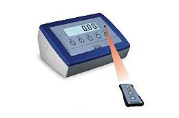 Serie DFWXP: Gewichtsanzeige nach Schutzart IP65
