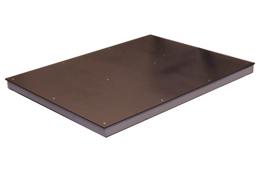serie-bwb-und-bwb-inox-bodenwaage-mit-vier-waegezellen-und-abnehmbarer-lastplatte | As-Wägetechnik