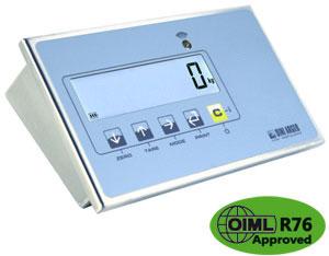 Serie DFWLI: Multifunktionale Gewichtsanzeige nach Schutzart IP68