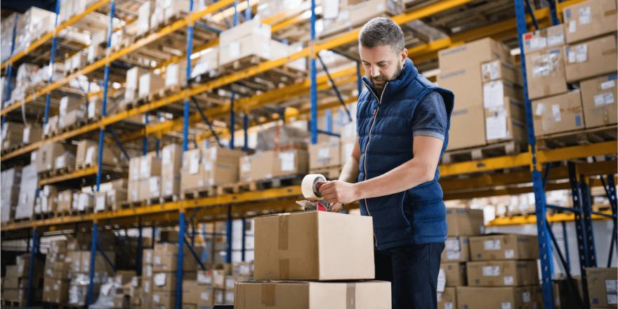 Wareneingangskontrolle | As-Wägetechnik